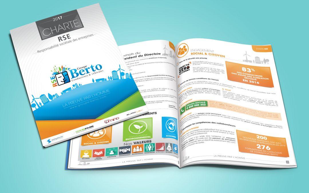 Charte RSE Groupe BERTO