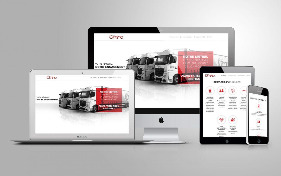 graphiste freelance avignon – Webdesign – Reso Lumino