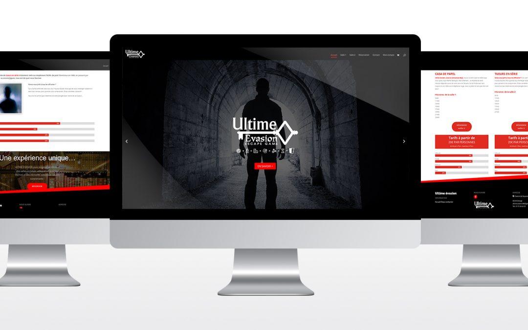 graphiste freelance avignon – Site Ultime evasion