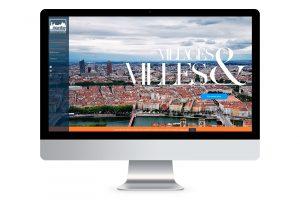 site vitrine agence Mayday Lyon - Graphiste à Avignon, cavaillon, carpentras, orange freelance NJ creation